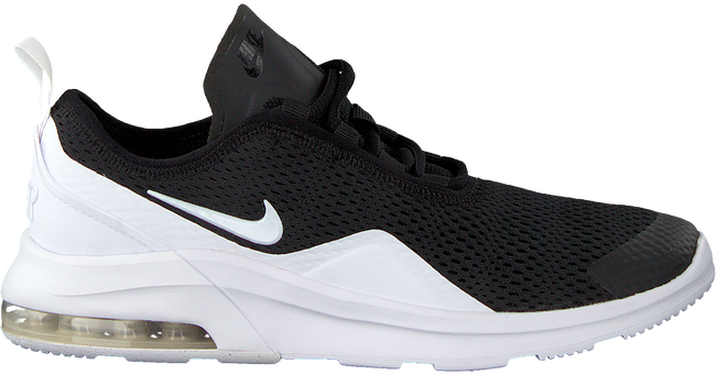 Black NIKE Sneakers AIR MAX MOTION 2 (GS)  - large