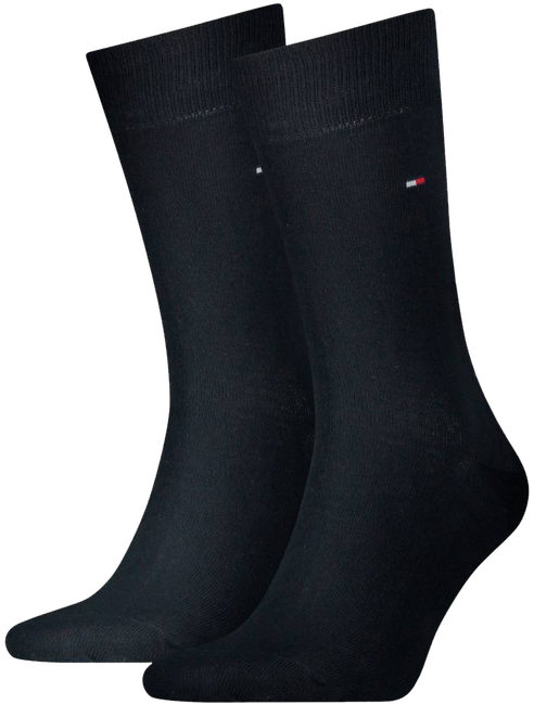 Blue TOMMY HILFIGER Socks 371111 - large