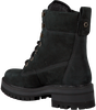 Black TIMBERLAND Ankle boots COURMAYEUR VALLEY YB - small