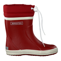 Red BERGSTEIN Rain boots WINTERBOOT - medium