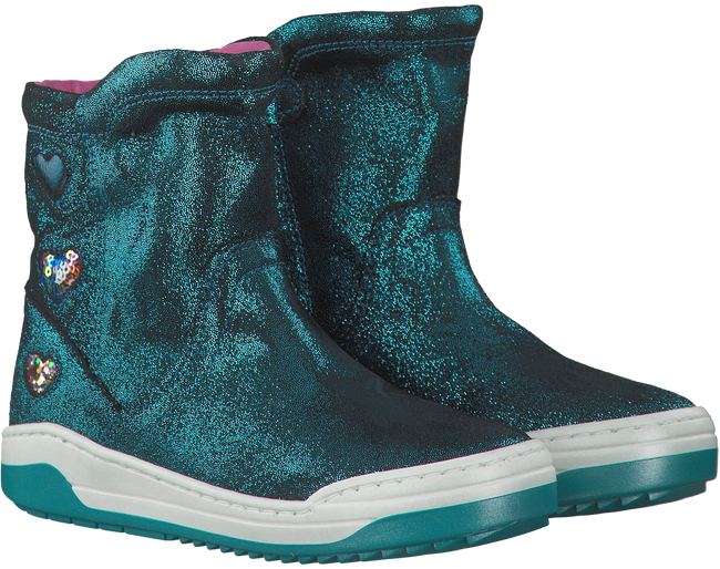Green MIM PI High boots 3516 - large