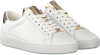 White MICHAEL KORS Sneakers IRVING LACE UP - small