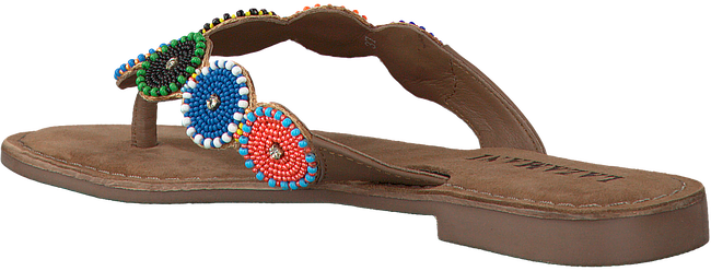 Brown LAZAMANI Flip flops 75.451 - large