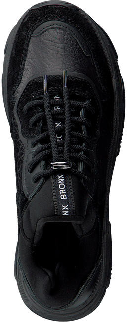Black BRONX Sneakers 66167 - large