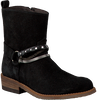Black CLIC! High boots 9246 - small