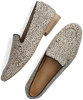 Beige MARUTI Loafers BLOOM HAIRON LEATHER - small