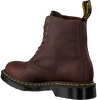 Brown DR MARTENS Lace-up boots 1460 M PASCAL  - small