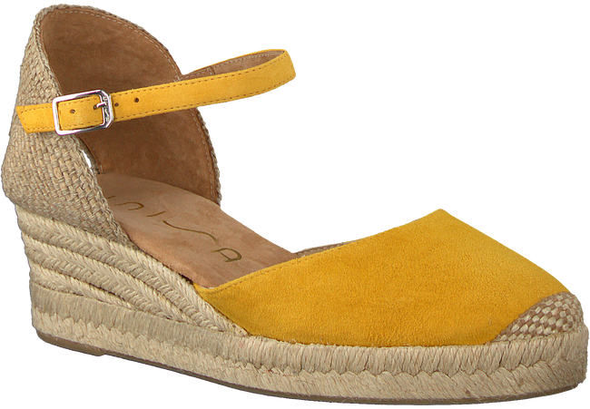 Yellow UNISA Espadrilles CISCA - large
