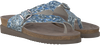 Grey MEPHISTO Flip flops HELEN MONET - small