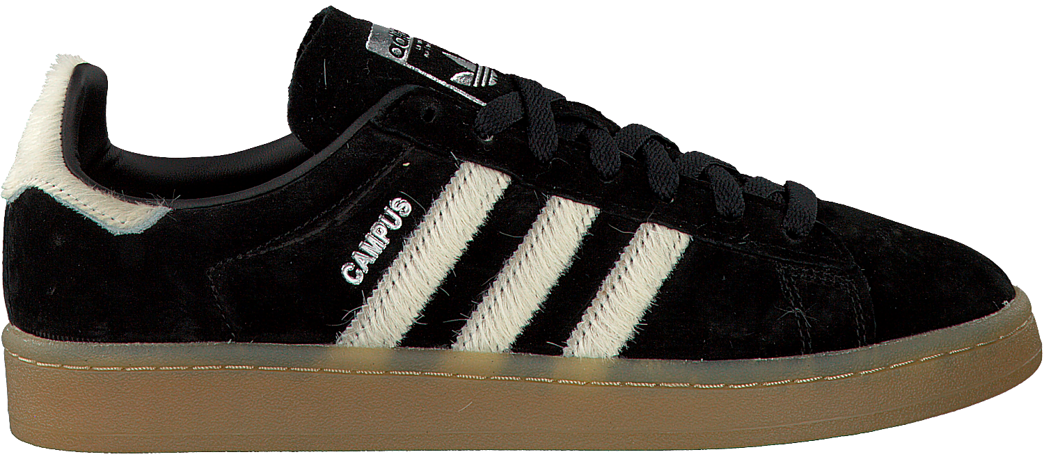 Black ADIDAS Sneakers CAMPUS DAMES - Omoda.com