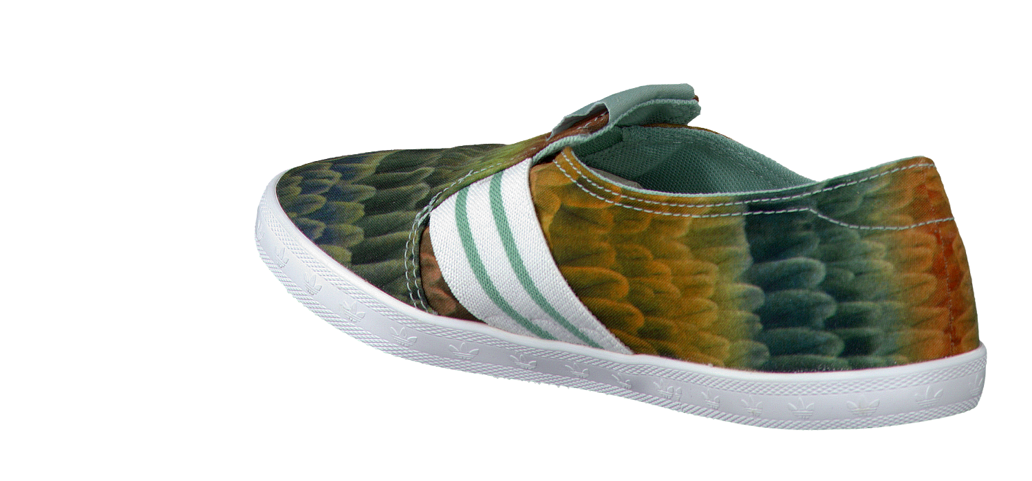 Green ADIDAS Slip-on sneakers ADRIA LO DAMES - Omoda.com
