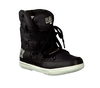 Black REPLAY Fur boots LAMBER - small