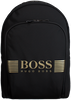 Black HUGO BOSS Backpack PIXEL BACKPACK - small