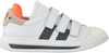 White HIP Sneakers H1888 KLITTENBAND - small