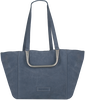Blue SHABBIES Handbag 212020004 - small