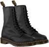 Black DR MARTENS Lace-up boots 1490 - small