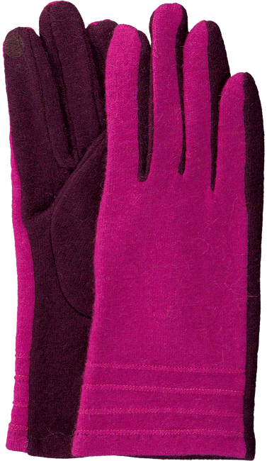 Pink ABOUT ACCESSORIES Gloves 8.37.103 - large