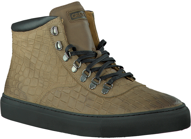 Brown GREVE Sneakers DOLOMITI - large