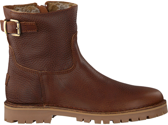Cognac GIGA Booties 9531 - large