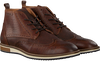 Cognac CYCLEUR DE LUXE Lace-ups LIMA - small