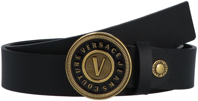 Black VERSACE JEANS Belt DONNA DIS F14  - large