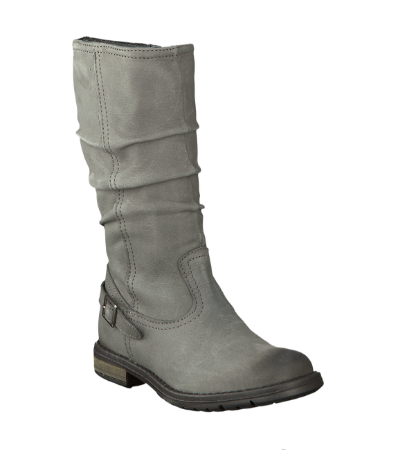 Grey OMODA High boots 4069 - large