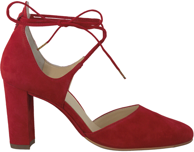 Red PAUL GREEN Pumps 6015 - large