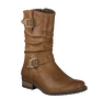 Cognac GIGA High boots 3209C - small
