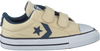 White CONVERSE Sneakers STAR PLAYER 2V OX KIDS - small
