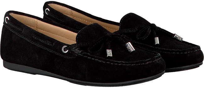 Black MICHAEL KORS Moccasins SUTTON MOC - large