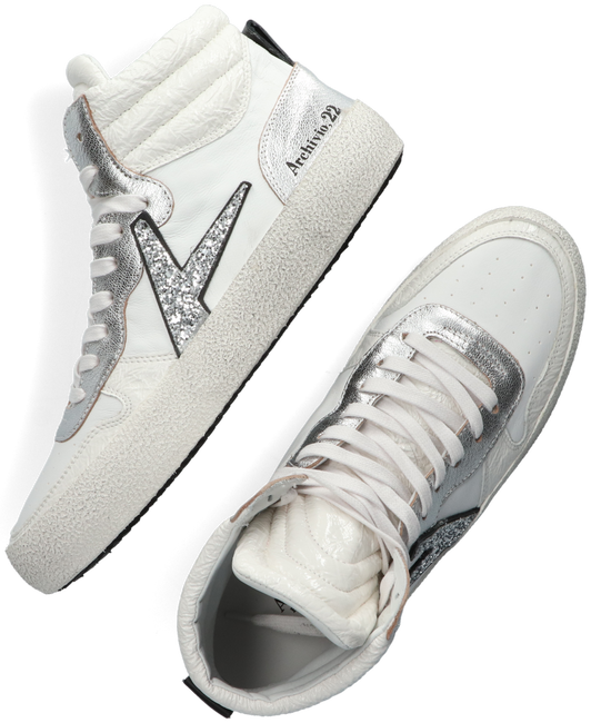 White ARCHIVIO 22 High sneakers DEVILLE MID  - large