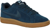 Blue NIKE Sneakers COURT ROYALE SUEDE WMNS - small