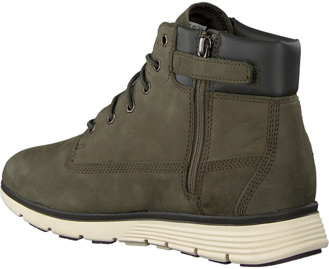 Grey TIMBERLAND Classic ankle boots KILLINGTON 6 IN KIDS - large