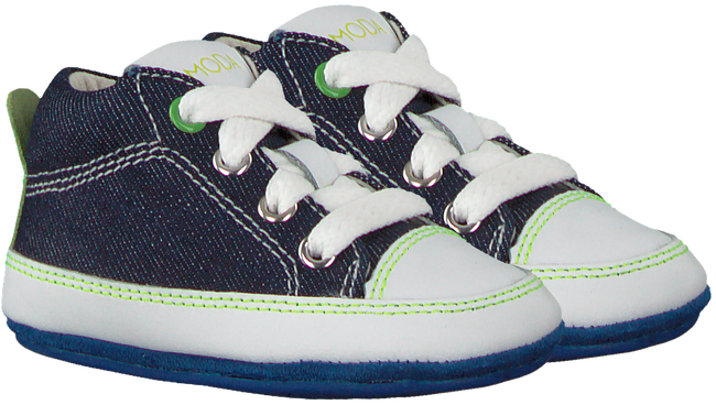 Blue OMODA Baby shoes OM119307  - large