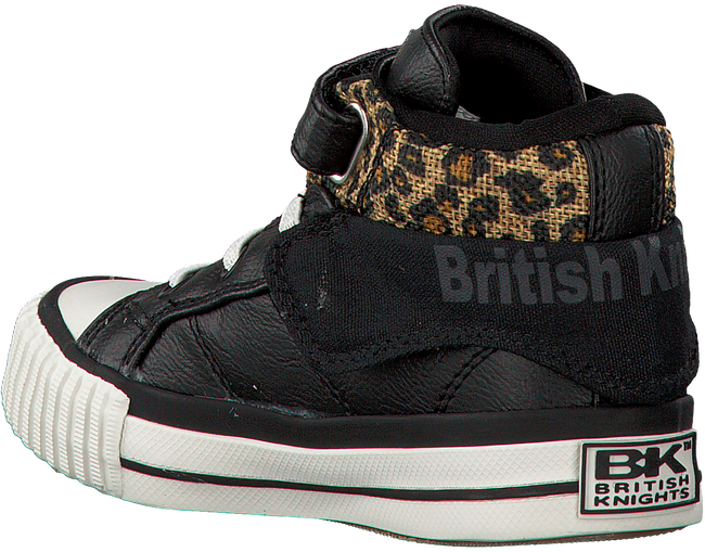 Black BRITISH KNIGHTS Sneakers ROCO - large