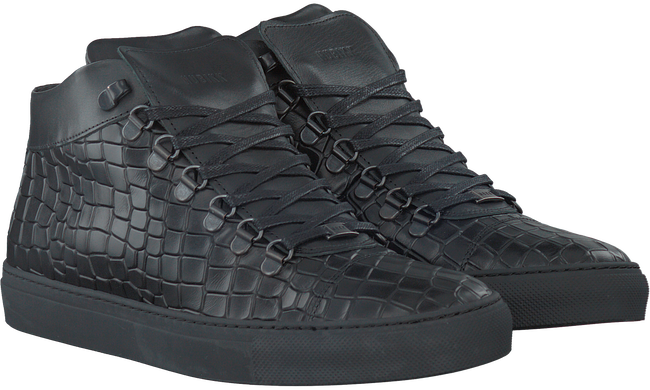 Black NUBIKK Sneakers JHAY MID - large