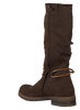Brown OMODA High boots K4314 - small