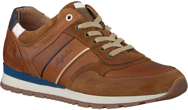 Cognac AUSTRALIAN Low sneakers NAVARONE  - large