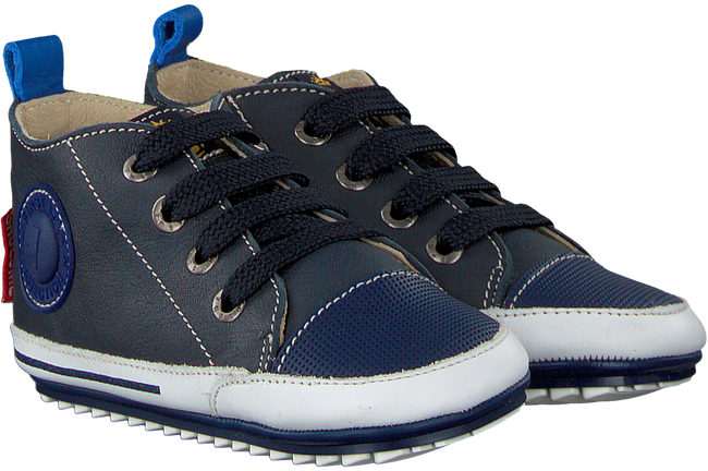 Blue SHOESME Baby shoes BP8W004 - large