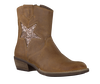 Brown BULLBOXER High boots 13ADN5030 - small