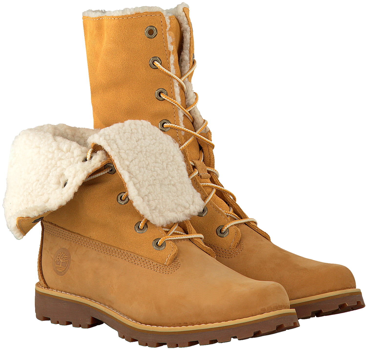 Timberland Boots 6IN WP SHEARLING BOOT Camel