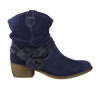 Blue OMODA Booties 6753 - small