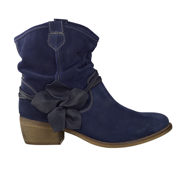 Blue OMODA Booties 6753 - large