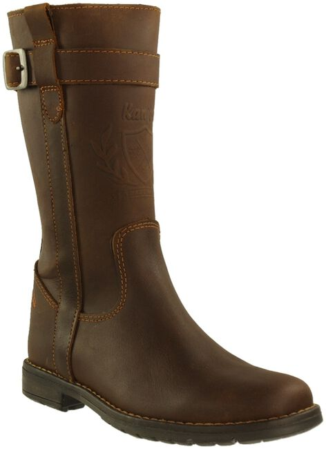 Brown KANJERS High boots 2888 - large
