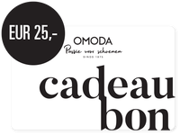 OMODA Giftcard EURO 25 - medium