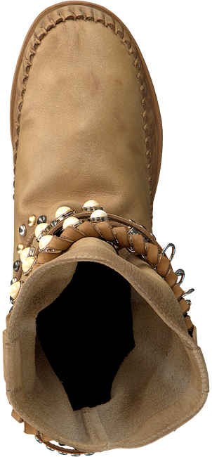Beige KARMA OF CHARME Booties STRA2 QUEEN - large