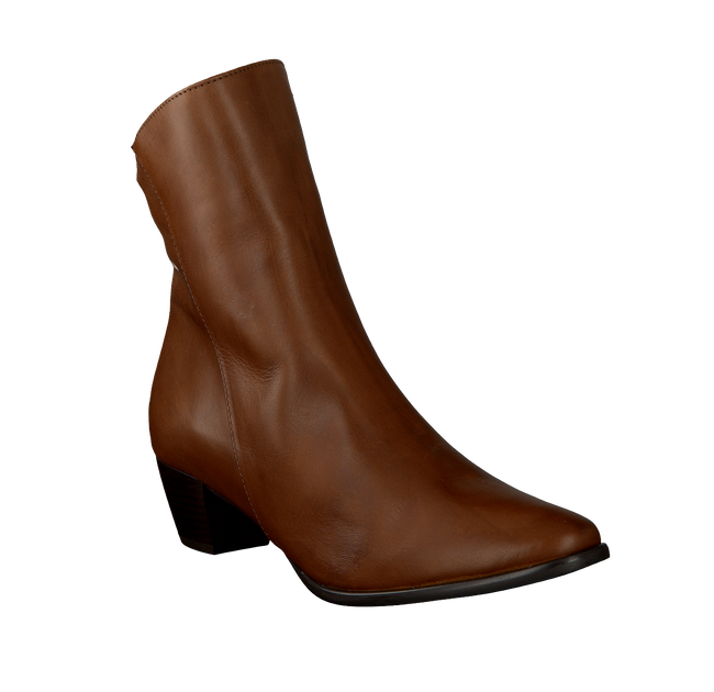 Cognac OMODA Booties 5H142 - large