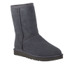 Grey UGG Fur boots CLASSIC SHORT - small