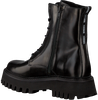 Black BRONX Lace-up boots GROOV-Y 47283  - small