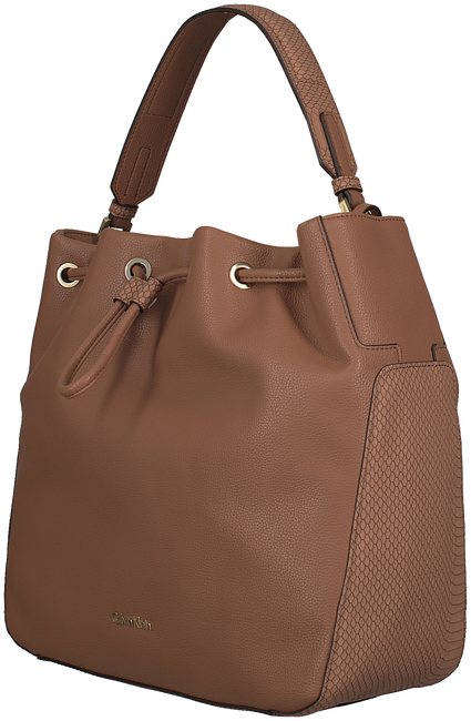 Brown CALVIN KLEIN Belt bag NIN4 BUCKET BAG - large
